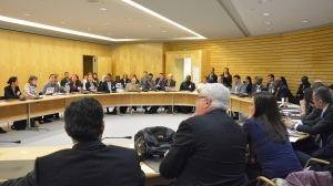 ICBL-CMC morning meeting (Credit: ICBL-CMC)